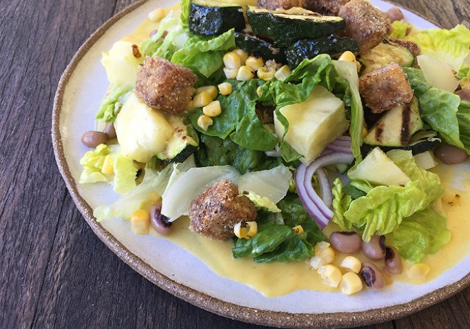Caribbean Salads Ready To Go: Eggplant And Broccoli Curry In A Hurry (easy Ways To Make